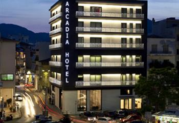 Hotel in Tripoli, Greece Arcadia Hotel