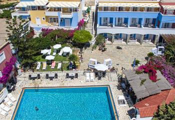 Hotel in Leros, Greece Saraya Resort