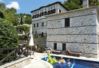 Hotel in Pelion, Greece Ta Xelidonakia