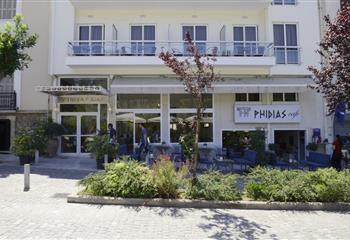 Hotel in Athens, Greece Phidias Hotel