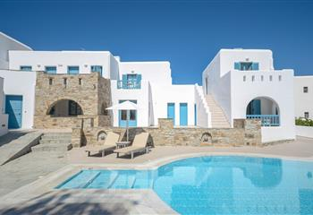 Hotel in Naxos, Greece Hotel Francesca