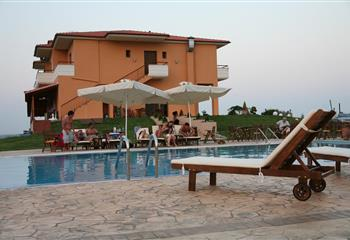 Hotel in Thrace, Greece Petrinos Lofos