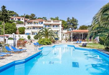 Boutique Hotel in Skopelos, Greece Stafylos Suites & Boutique Hotel