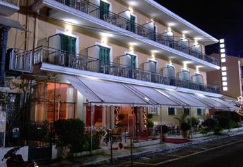 Hotel in Corfu, Greece Hotel Dalia