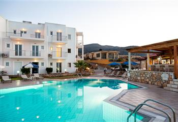 Studio & Appartment in Malia, Greece Laplaya Beach