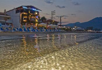 Hotel in Thassos, Greece Blue Sea Beach Boutique Hotel