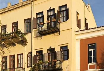 Boutique Hotel in Chania, Greece Alcanea Boutique Hotel