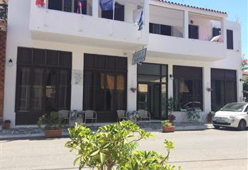 Hotel & Studio in Aegina, Greece Hotel Isidora