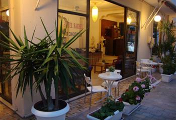 Hotel in Aegina, Greece Rachel Hotel