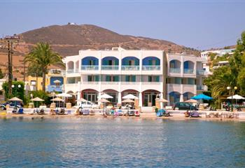 Hotel in Leros, Greece Alea Mare Hotel