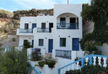Hotel in Karpathos, Greece Hotel Glaros
