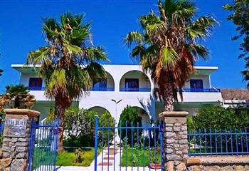 Appartment in Tilos, Greece Nitsa