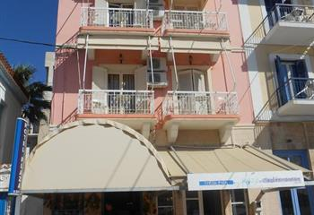 Hotel in Aegina, Greece Plaza Hotel