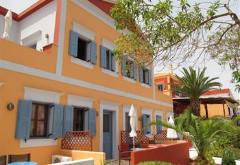 Studio & Appartment in Symi, Greece Taxiarchis Hotel