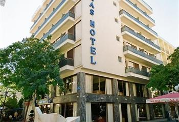 Hotel in Larissa, Greece Asteras Hotel Larissa
