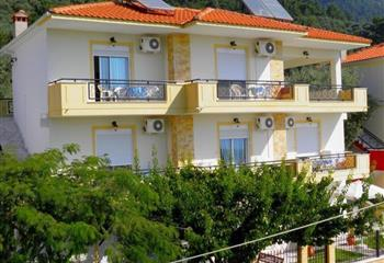 Studio & Appartment in Thassos, Greece Golden View