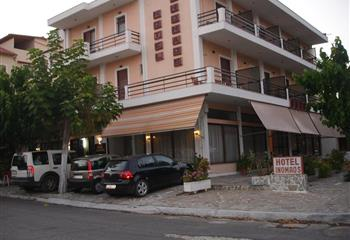 Hotel in Olympia, Greece Hotel Inomaos